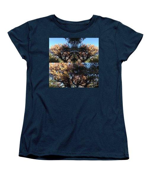 Tree Chandelier Women's T-Shirt (Standard Cut)