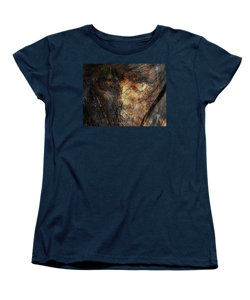 Women's T-Shirt (Standard Cut) featuring the photograph Tree Memories # 21 by Ed Hall