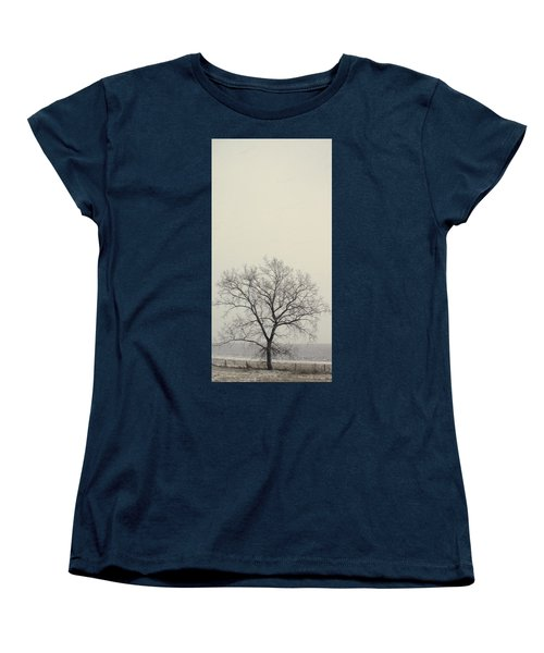 Tree#1 Women's T-Shirt (Standard Cut) by Susan Crossman Buscho