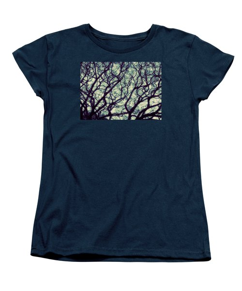 Trees Women's T-Shirt (Standard Cut) by Ranjini Kandasamy