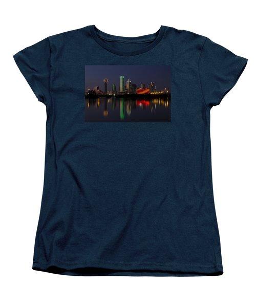 Trinity River Dallas Women's T-Shirt (Standard Cut)