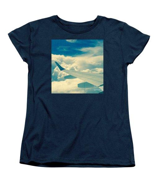Trip To Women's T-Shirt (Standard Cut) by France Laliberte
