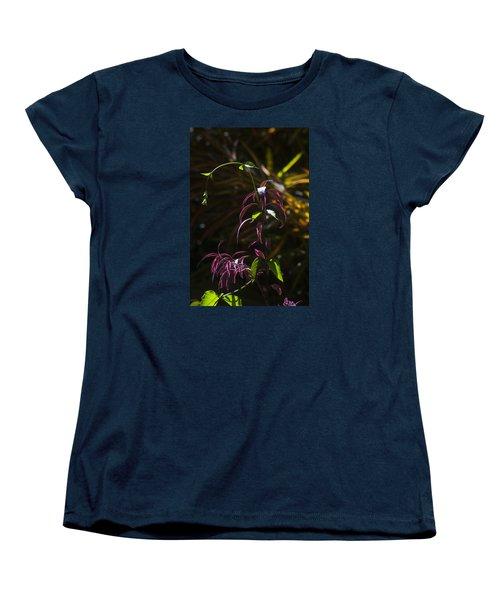 Tropical Mix Women's T-Shirt (Standard Cut) by Morris  McClung