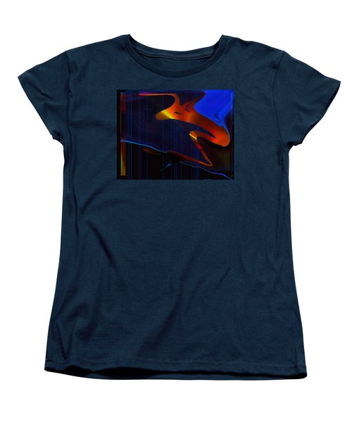 True Companion Women's T-Shirt (Standard Cut) by Yul Olaivar