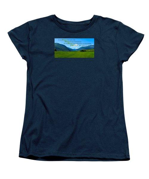Truth In Fellowship Women's T-Shirt (Standard Cut)