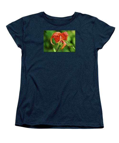 Women's T-Shirt (Standard Cut) featuring the photograph Turn Up The Heat by Michiale Schneider