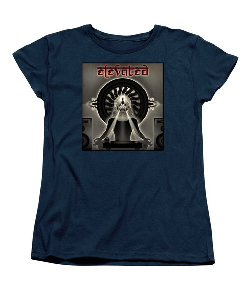 Turntable Guru Women's T-Shirt (Standard Cut) by Milton Thompson