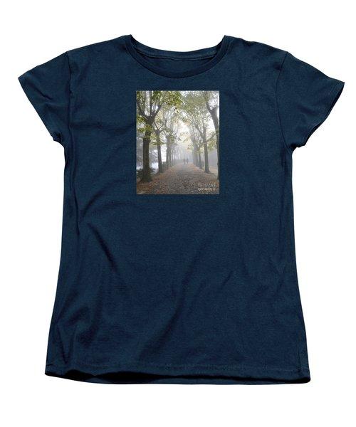 Tuscany Love Women's T-Shirt (Standard Cut) by Rebecca Margraf