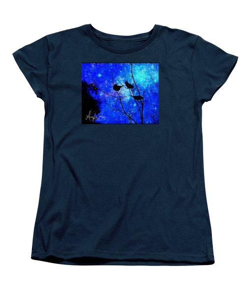 Twilight Women's T-Shirt (Standard Cut) by MaryLee Parker