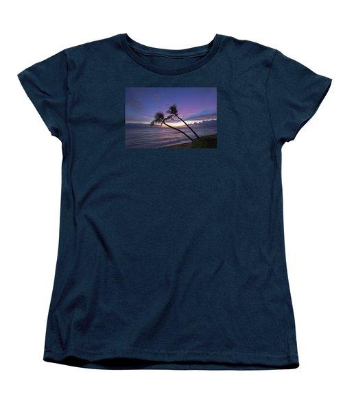 Twin Palms  Women's T-Shirt (Standard Cut)