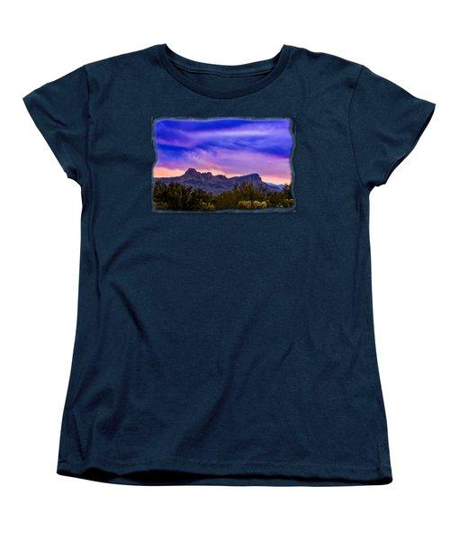Twin Peaks H30 Women's T-Shirt (Standard Cut) by Mark Myhaver