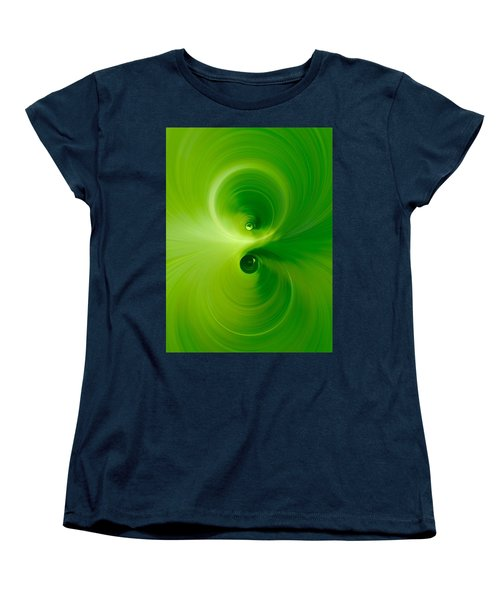 Twist Women's T-Shirt (Standard Cut) by Andre Brands