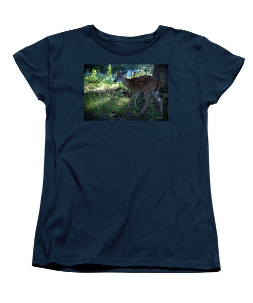 Tzva'ot Looking Good Women's T-Shirt (Standard Cut) by Bill Stephens