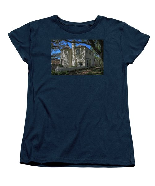 Women's T-Shirt (Standard Cut) featuring the photograph Ul Alum House by Gregory Daley  PPSA