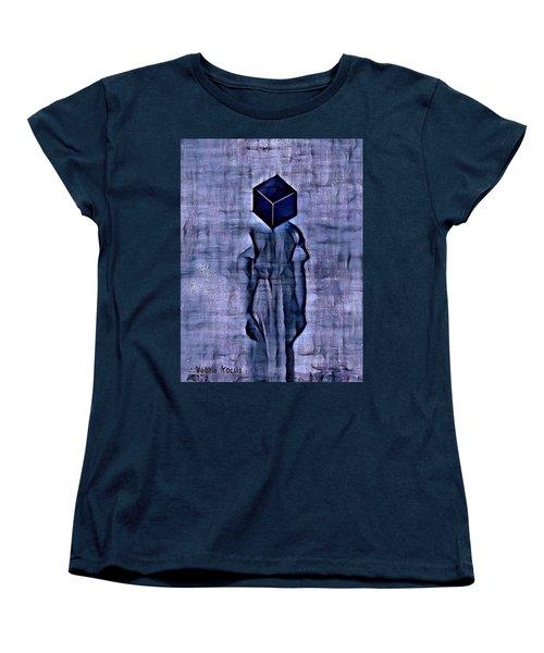 Unacknowledged Women's T-Shirt (Standard Cut) by Vennie Kocsis
