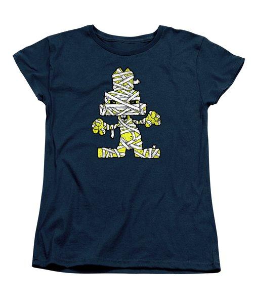 Undead Bunny Women's T-Shirt (Standard Cut) by Bizarre Bunny