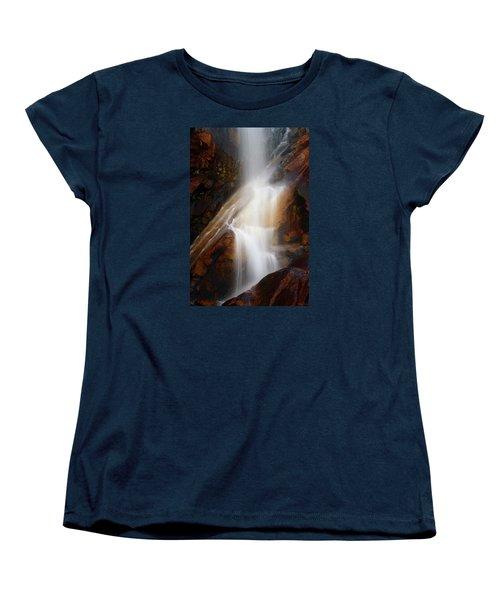 Under The Vaille Women's T-Shirt (Standard Cut) by Rick Furmanek