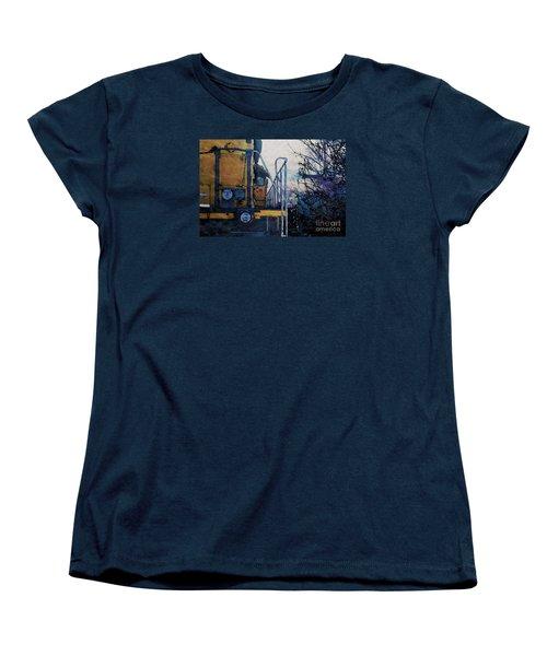 Union Pacific 1474 Women's T-Shirt (Standard Cut) by David Blank