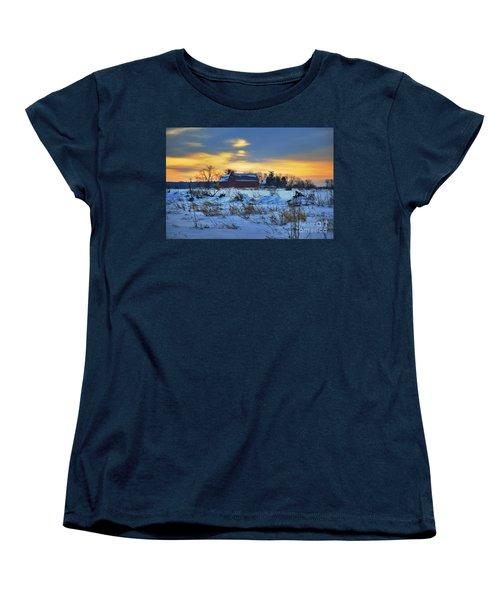Until Spring Women's T-Shirt (Standard Cut) by Robert Pearson