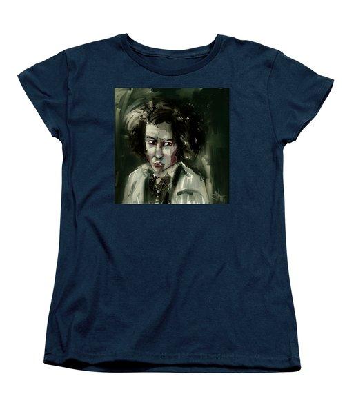 Untitled  - 26march2017 Women's T-Shirt (Standard Cut) by Jim Vance