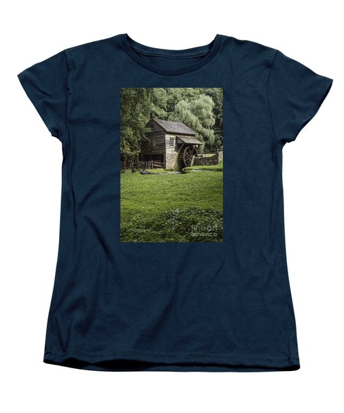 Untitled Cuttalossa V Women's T-Shirt (Standard Cut) by Debra Fedchin