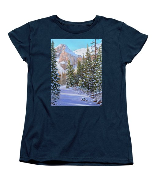 Untouched Women's T-Shirt (Standard Cut)