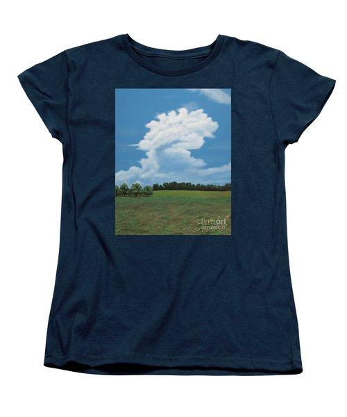 Updraft Women's T-Shirt (Standard Cut)
