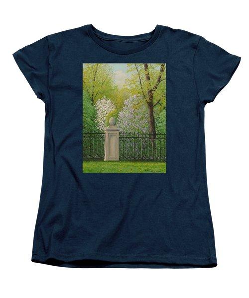 Urban Oasis Women's T-Shirt (Standard Cut)
