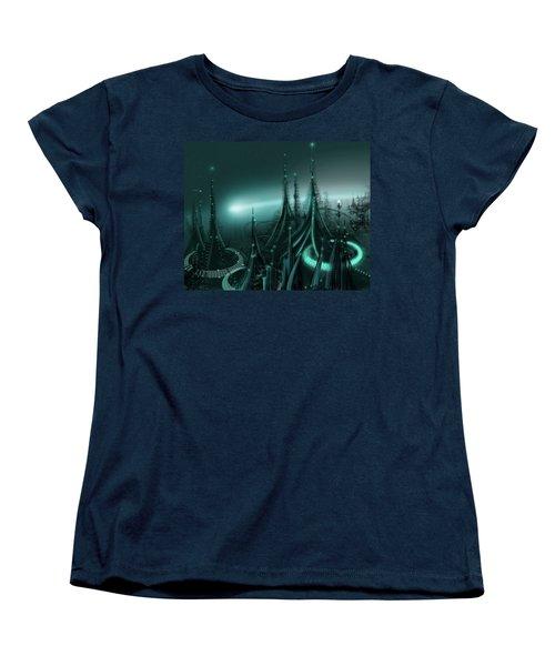 Utopia Women's T-Shirt (Standard Cut)