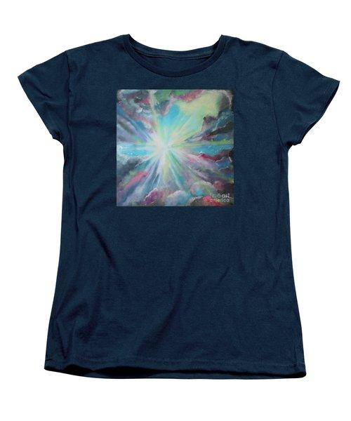 Inspire Women's T-Shirt (Standard Cut) by Stacey Zimmerman