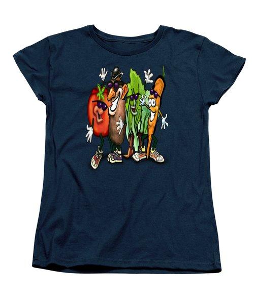 Veggies Women's T-Shirt (Standard Cut)