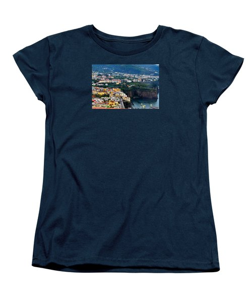 Women's T-Shirt (Standard Cut) featuring the photograph View From My Window by Richard Ortolano