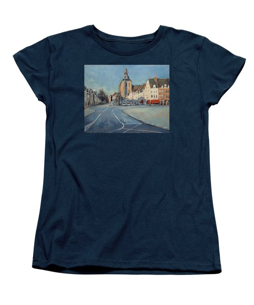 View To Boschstraat Maastricht Women's T-Shirt (Standard Fit)