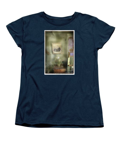 Vinalhaven Mother Women's T-Shirt (Standard Cut) by Craig J Satterlee