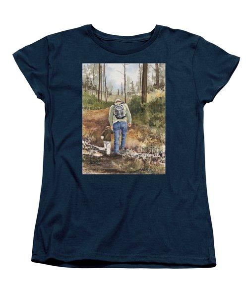 Vince And Sam Women's T-Shirt (Standard Cut)