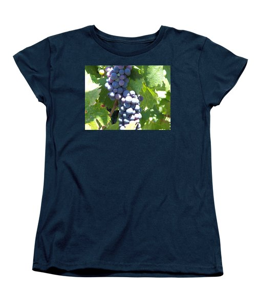 Vino On The Way Women's T-Shirt (Standard Cut)