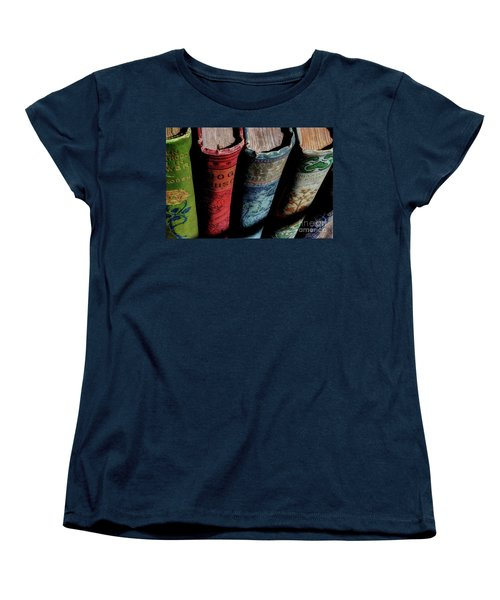Vintage Read Women's T-Shirt (Standard Cut) by Michael Eingle