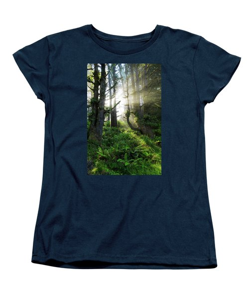 Women's T-Shirt (Standard Cut) featuring the photograph Vision by Chad Dutson