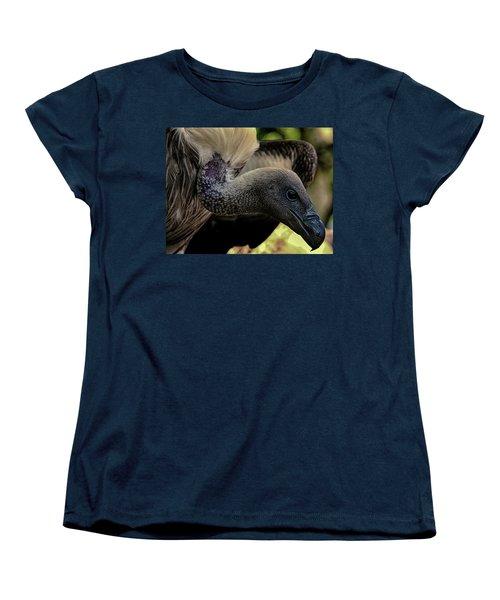 Vulture Women's T-Shirt (Standard Cut) by Martin Newman