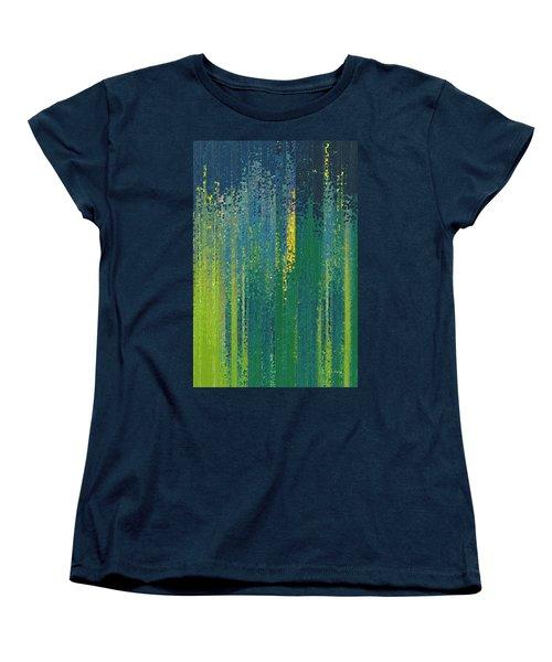 Wait For God. Lamentations 3 25 Women's T-Shirt (Standard Cut) by Mark Lawrence