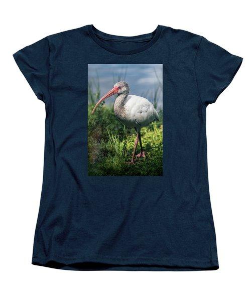 Walk On The Wild Side  Women's T-Shirt (Standard Cut) by Saija Lehtonen
