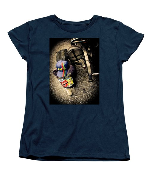 Wanna Test Drive? Women's T-Shirt (Standard Cut) by Jessica Brawley