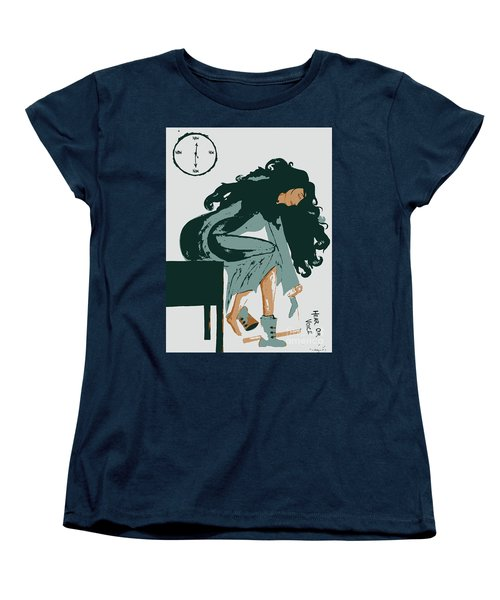 Warrior Up Women's T-Shirt (Standard Cut)