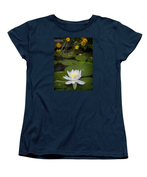 Water Lily IIi Women's T-Shirt (Standard Cut)
