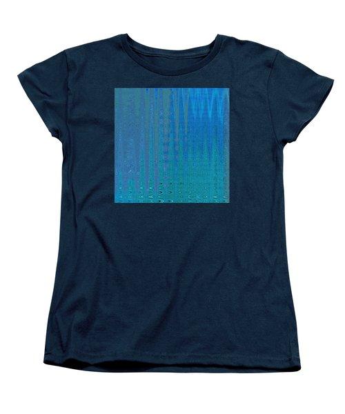 Water Music Women's T-Shirt (Standard Cut)