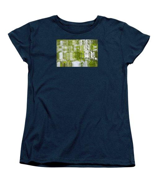Water Reflections Women's T-Shirt (Standard Cut)