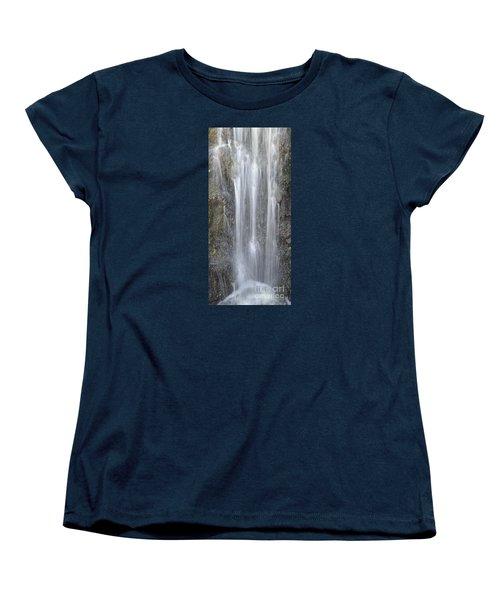Waterfall  Women's T-Shirt (Standard Cut) by Nora Boghossian
