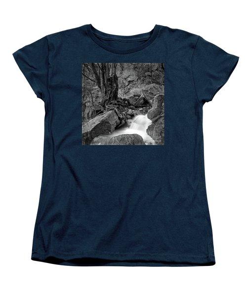 Waterside Women's T-Shirt (Standard Cut) by Tatsuya Atarashi