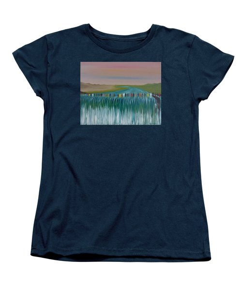 We Are All The Same 1.3 Women's T-Shirt (Standard Cut) by Tim Mullaney