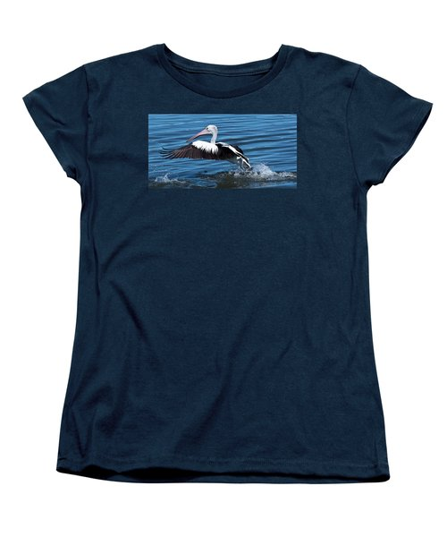 We Have Lift Off 01 Women's T-Shirt (Standard Cut) by Kevin Chippindall